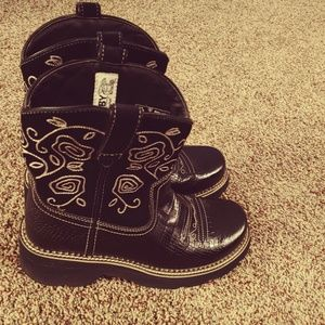 Ariat Fatbaby Black Boots